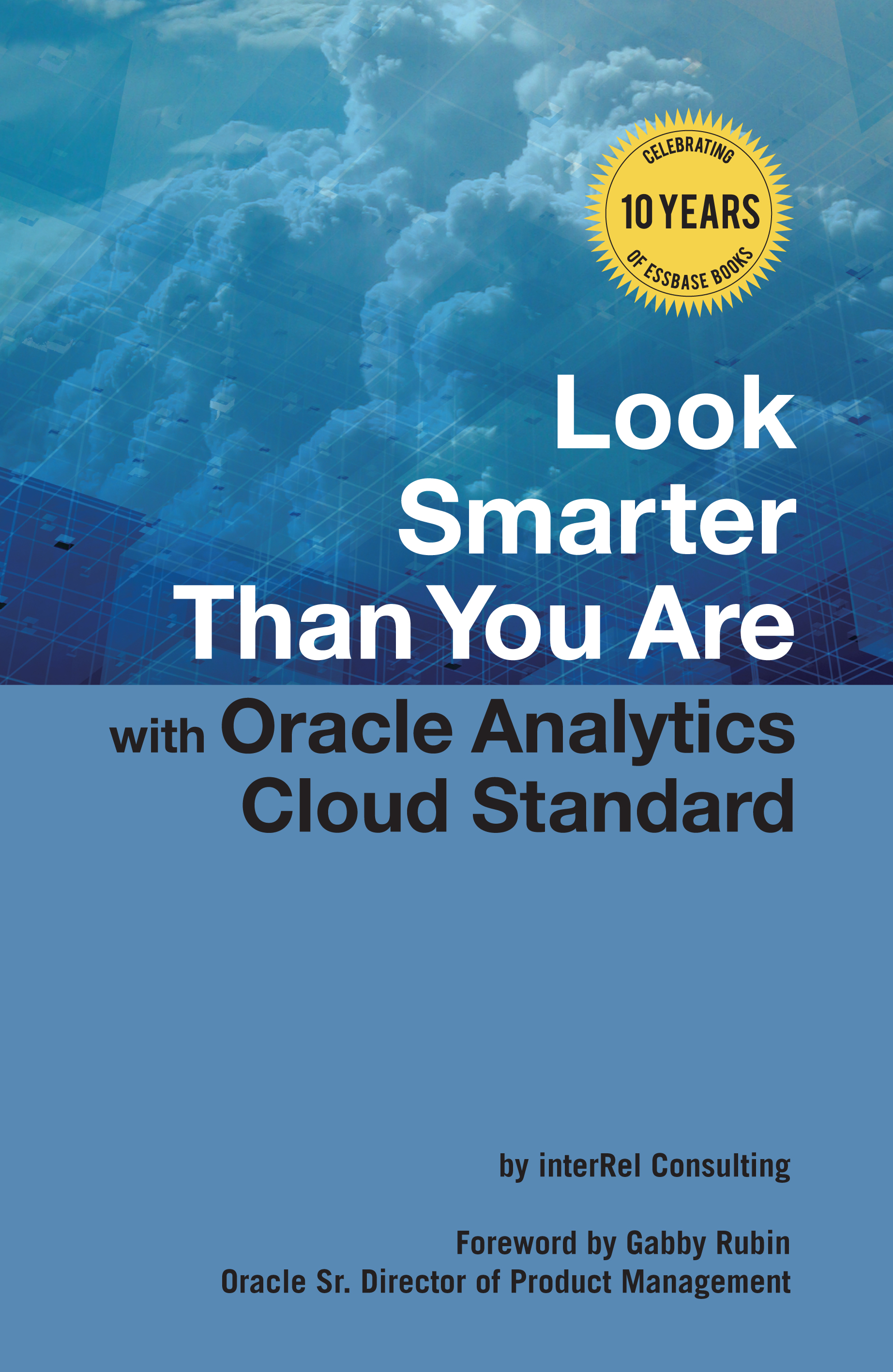 Oracle Analytics Cloud Standard