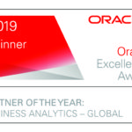 Oracle Global Partner of the Year in Business Analytics