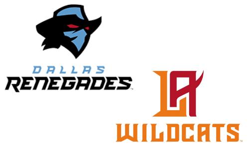 Dallas Renegade vs. LA Wildcats